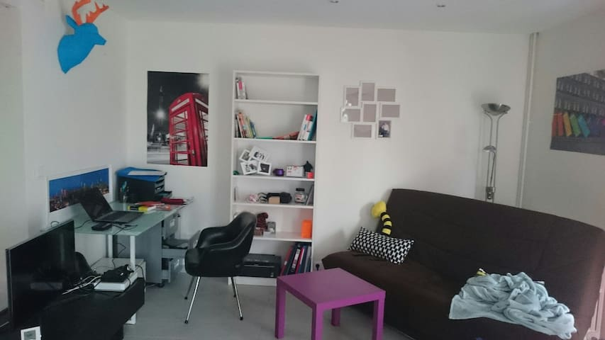 Appartement moderne - Combs-la-Ville - Apartment