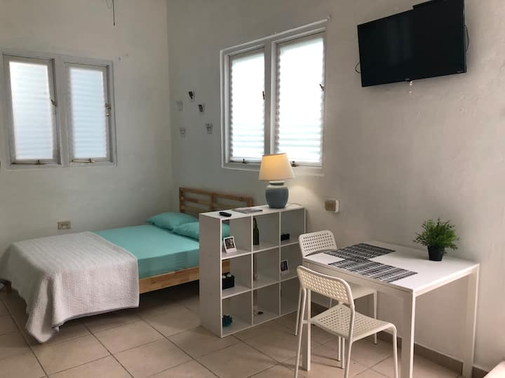 Studio apartment 5 minutes from airport  (E)