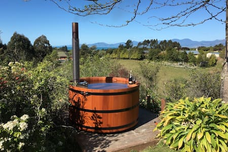 Tumbleweed Studio - sleeps 4 - Upper Moutere