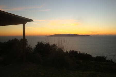 Holiday house with spectacular view - Porto Santo Stefano