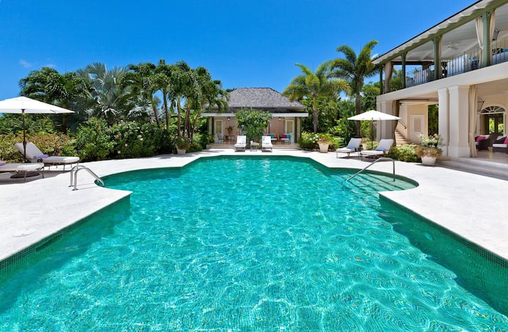 Sugar Hill-Eden in Sugar Hill Estates by Personal Villas - Luxurious Colonial-Style Paradise