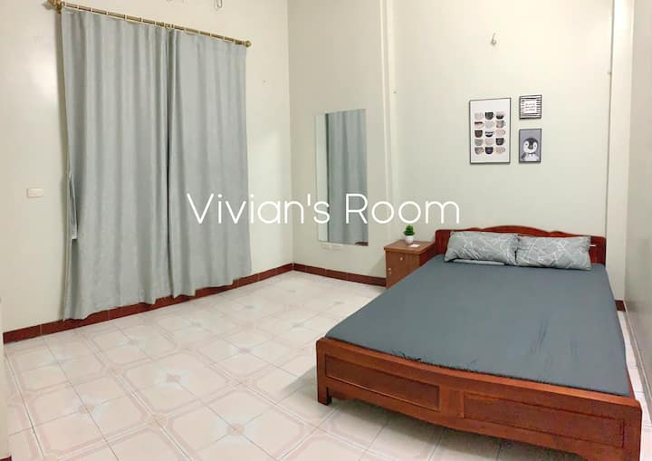 PrivateRoom in Shopping Center, 3min to bus stop