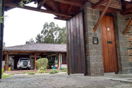 Amazing house in Sangolqui. Ecuador - Sangolqui - Talo