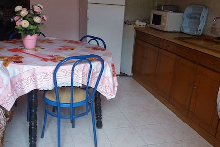 2 rooms appartment in ormylia -psakoudia - Daire