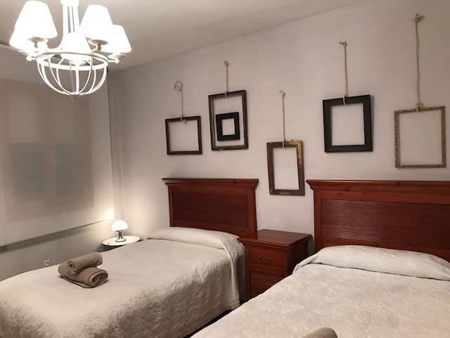 Apartamento en Buendía (Ruta Caras y pantano) - Buendía - Pis