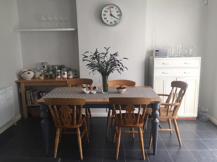 Modern, comfortable London home