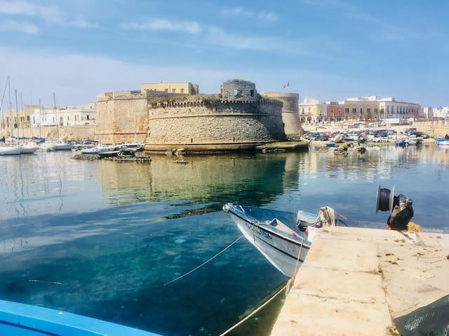 S B&B venti e Mari-Gallipoli Camera Scirocco