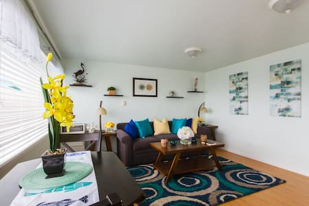 Coast Hwy Ocean View 1 Bedroom Rental - 라구나 비치(Laguna Beach)