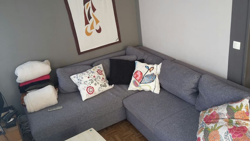 Large appartment 1km from 24h racetrack - Le Mans - Apartment