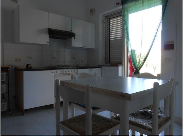 Appartamento Poseidon piano Giardino Villa Privata