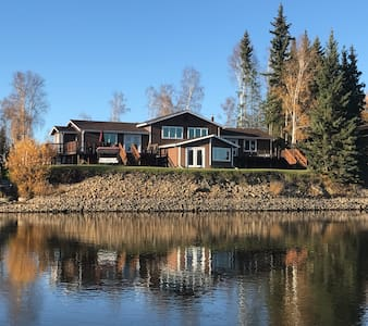 ★ The Chena River House South Suite ★