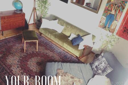 Cozy&central private room for you! - Bochum - Apartment