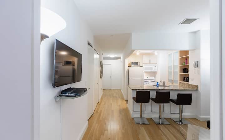 Luxurious 2 BR in Financial District