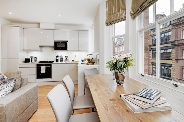 CAPITAL | Luxury One Bedroom Apartment Soho - GT8