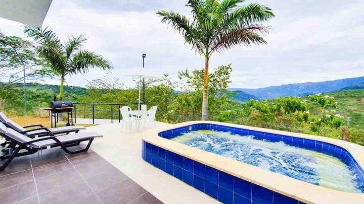 Hermosa y cómoda casa campestre en Anapoima