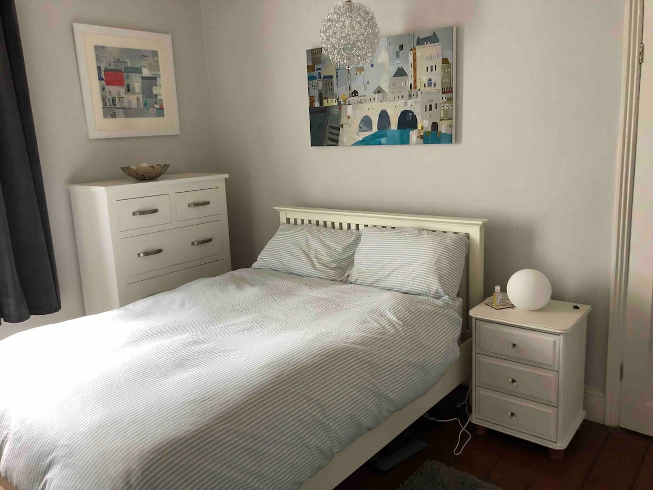 Double Room with comfortable bed