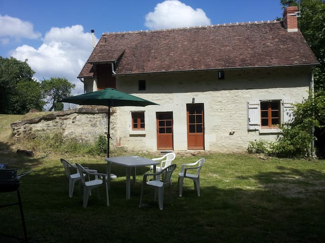 Cottage 15min from the Futuroscope