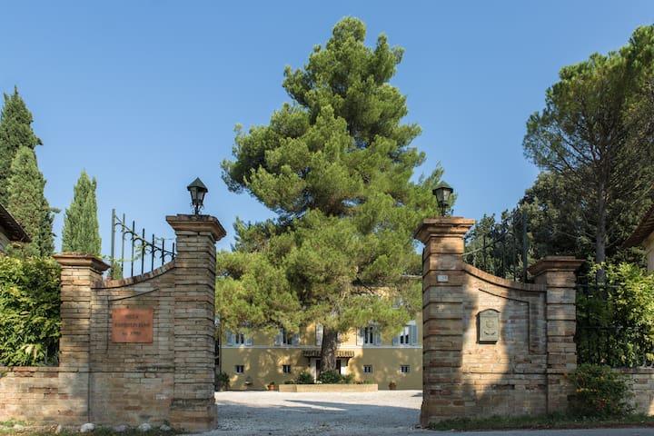Villa Pandolfi Elmi-Suite Caterina