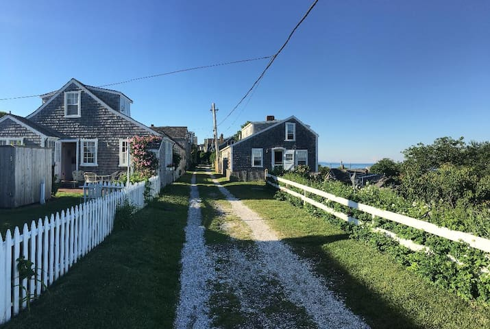 Sconset Cottage - Ocean View!  2 wks left