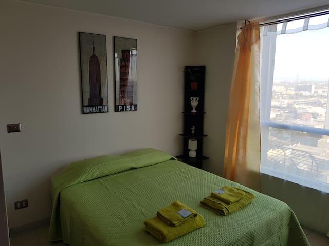 Apartamento Premium Santiago centro ¡Nuevo!
