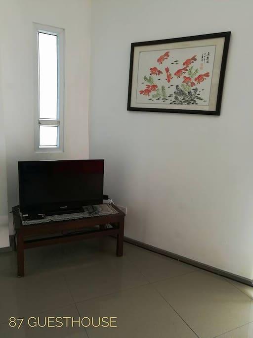 Cabled Satellite TV