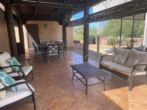 Vacation Retreat In Yuma Foothills on the Wash!