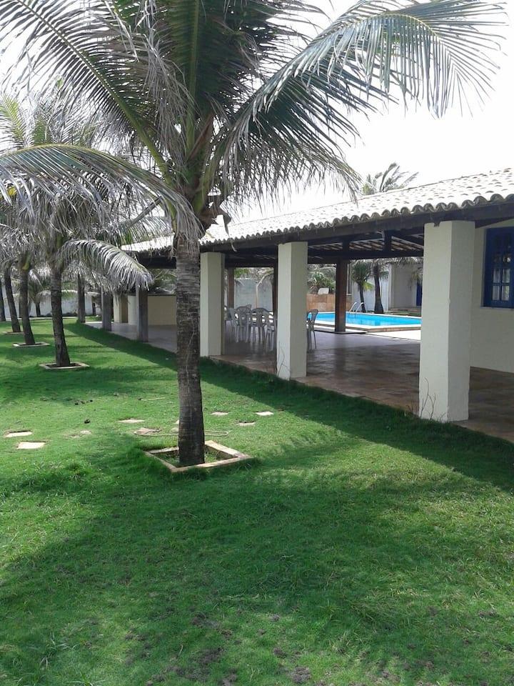 Espaçosa Casa Praia do Presidio