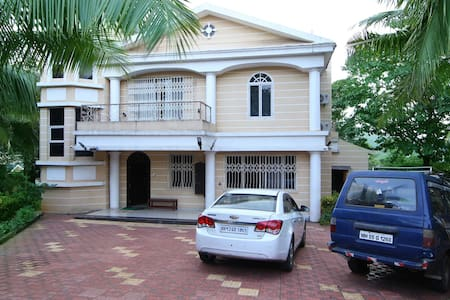 Rejuvenate in a luxurious Villa amidst nature - Thane - Haus