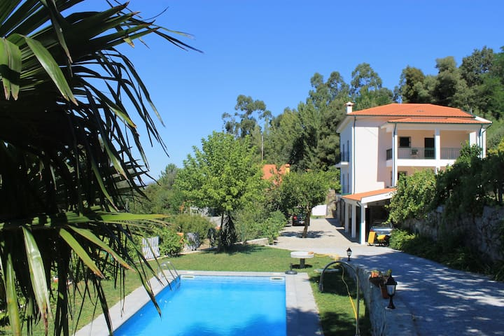 Quinta do Bacelo,  Braga, Entire house, 4 bedrooms - Braga - Maison
