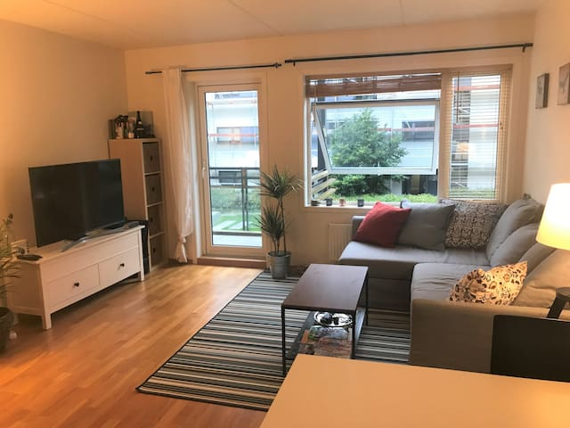 Central, Quiet, Cozy and Relaxing Appartment