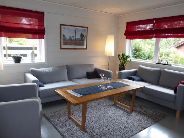 Koslig leilighet i Leirvik sentrum - Stord