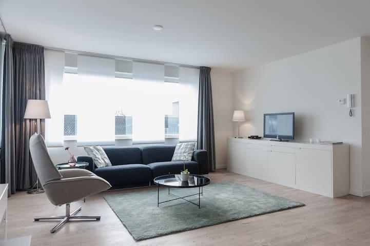 Mooi twee slaapkamer appartement