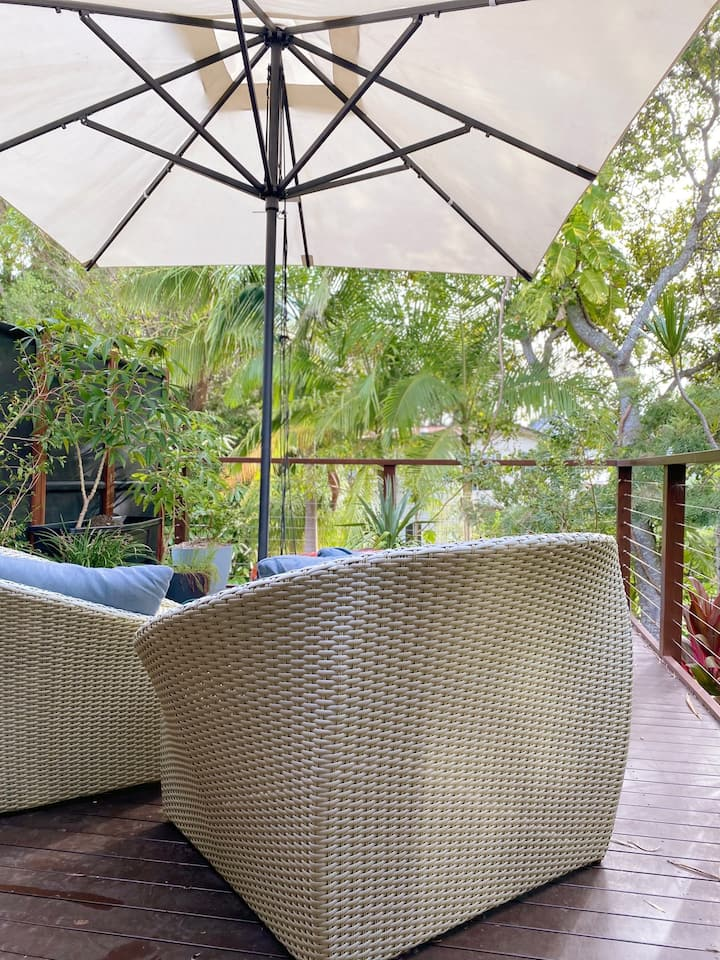 Cosy hideaway in the heart of Bruns.