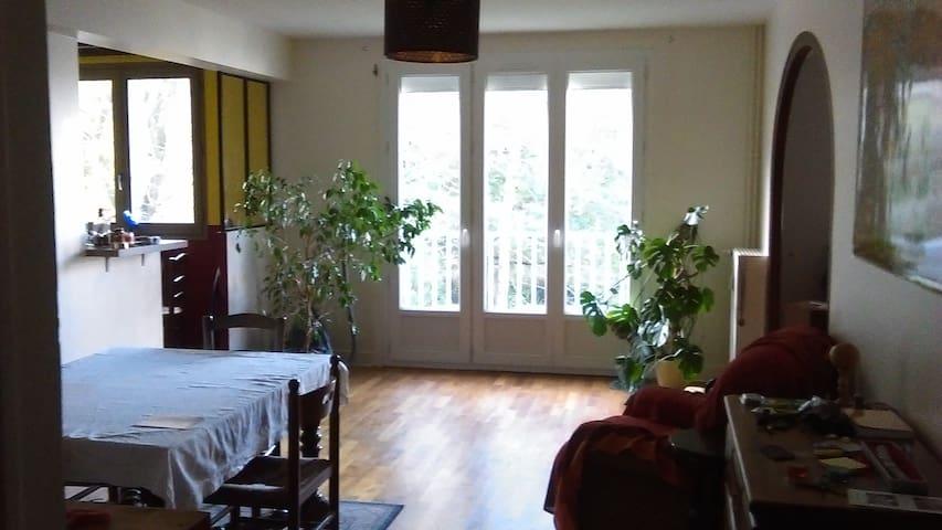 Chambre dans appartement à Rennes