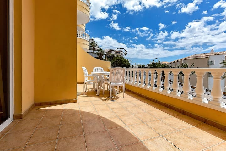 4-Playa La Arena, 6 pax, WiFi, a/c, 200м beach - Santiago - Appartement