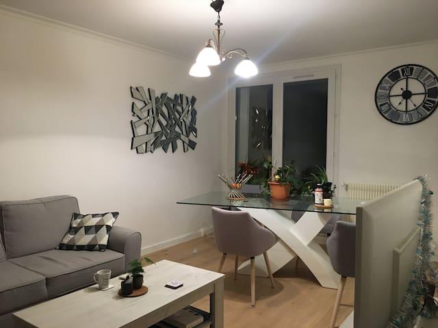 Appartement Bords de Vienne