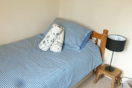 Very comfortable bedroom in a Devon village - House
