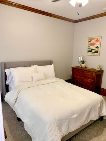 Bedroom two: full bed