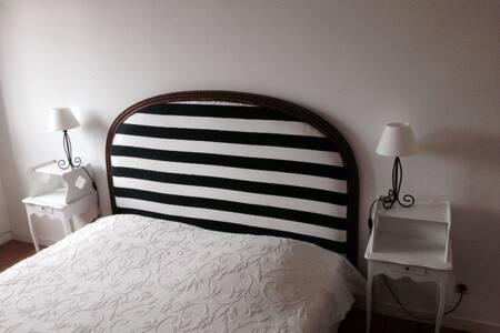 Le cadran Stella plage 1 l - Cucq - Bed & Breakfast