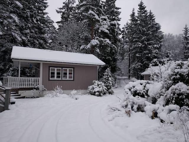Comfortable cottage at beautiful lake