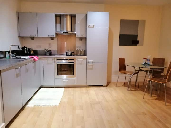A lovely 1bd apt in the most sought-after area