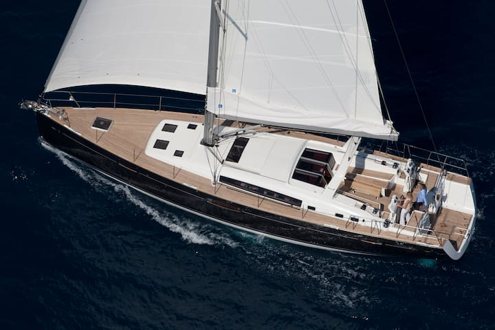Best Sailing Yacht on the Adriatic Sea (58 feet)