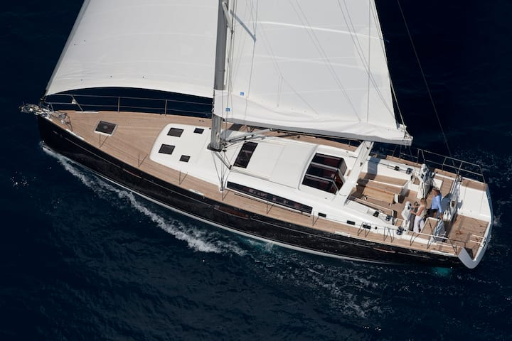 Best Sailing Yacht on the Adriatic Sea (58 feet)