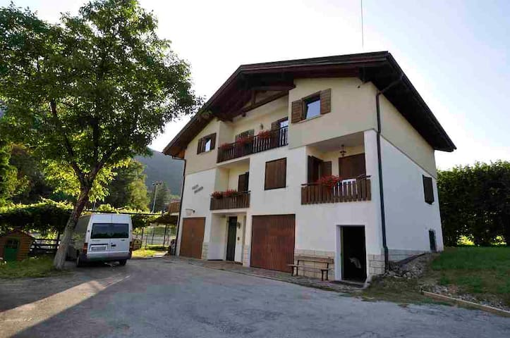 Villa Severa - Tuenno - Apartment