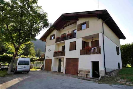 Villa Severa - Tuenno - Apartamento
