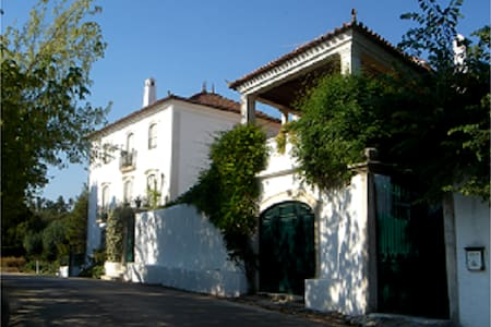 Quinta de S. Lourenço - Aveiro - Blockhütte