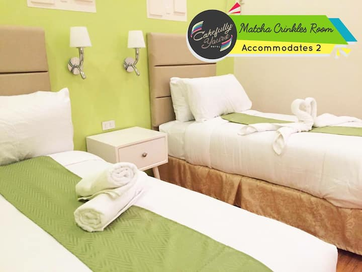 Cakefully Yours Hotel Bacolod City, Negros Occ.