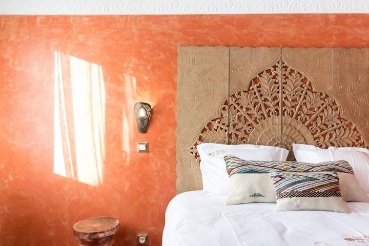 Chambre Timimoun Riad Les Portes de l'Orient