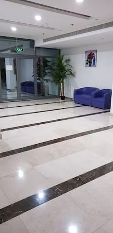 Building Entrance Lobby