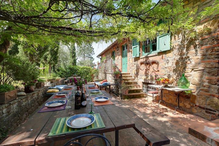 Villa Sant'Antonio - Greve in Chianti - Vila